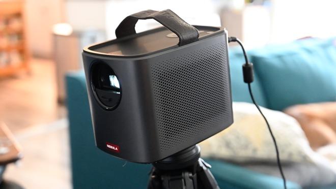 Nebula Mars II projector