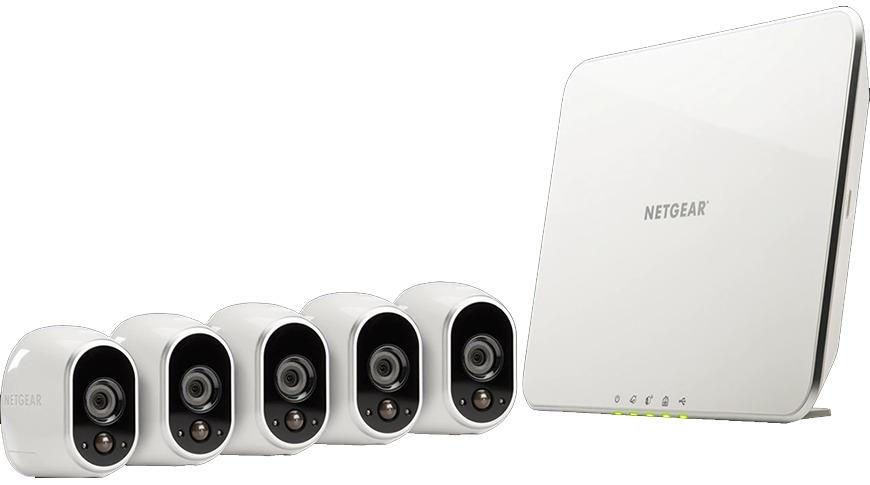Arlo security camera deals