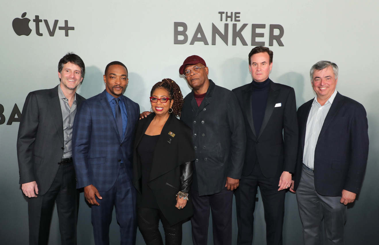 Apple premieres 'The Banker' at National Civil Rights Museum ahead of release