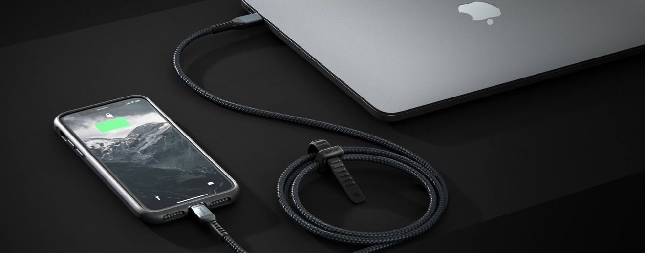 Nomad has a huge array of Kevlar cables