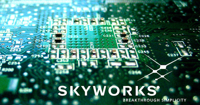 Skyworks has become the second iPhone radio supplier to cut revenue guidance in March.