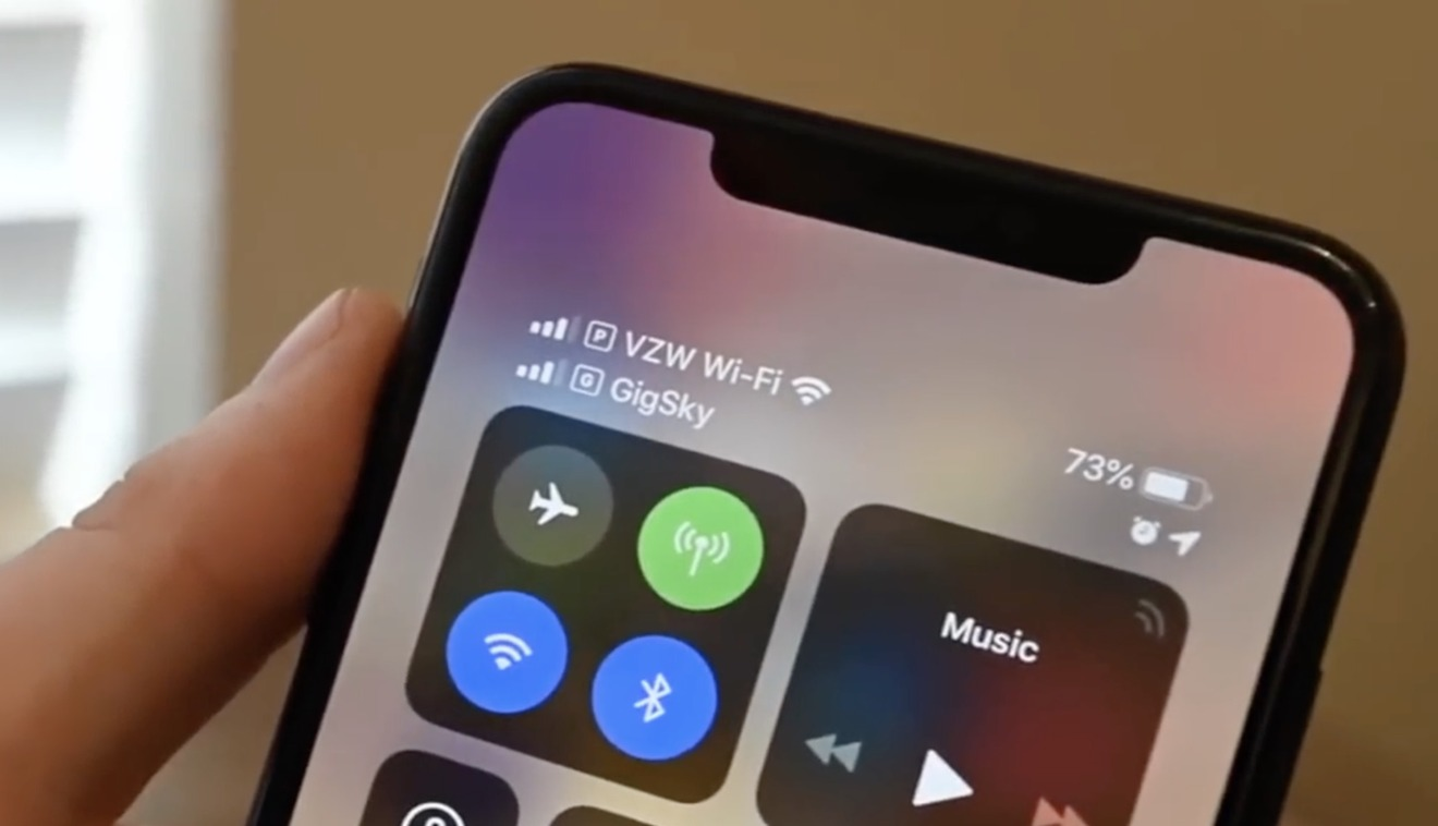 Dual SIM on the iPhone 11 Pro