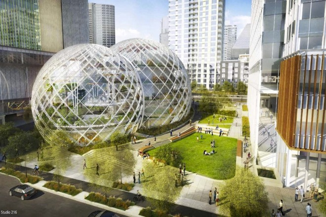 Seattle, where Amazon's headquarters are located, is among the U.S. cities most impacted by COVID-19.