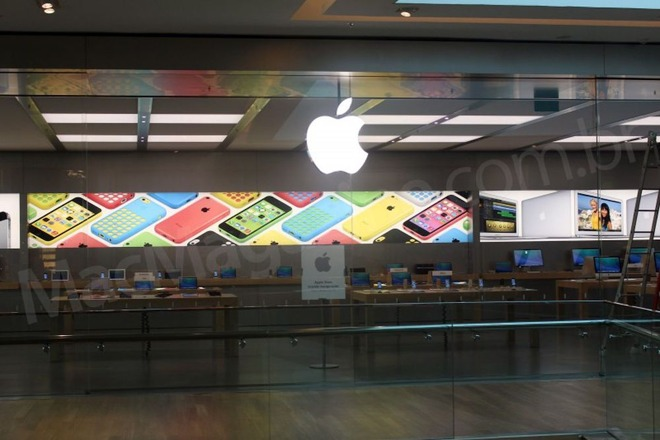 Apple's first retail location opened in Brazil back in 2014. Image credit: MacMagazine.