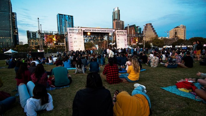 SXSW, which draws more than 70,000 per year, has been canceled due to COVID-19 concerns.