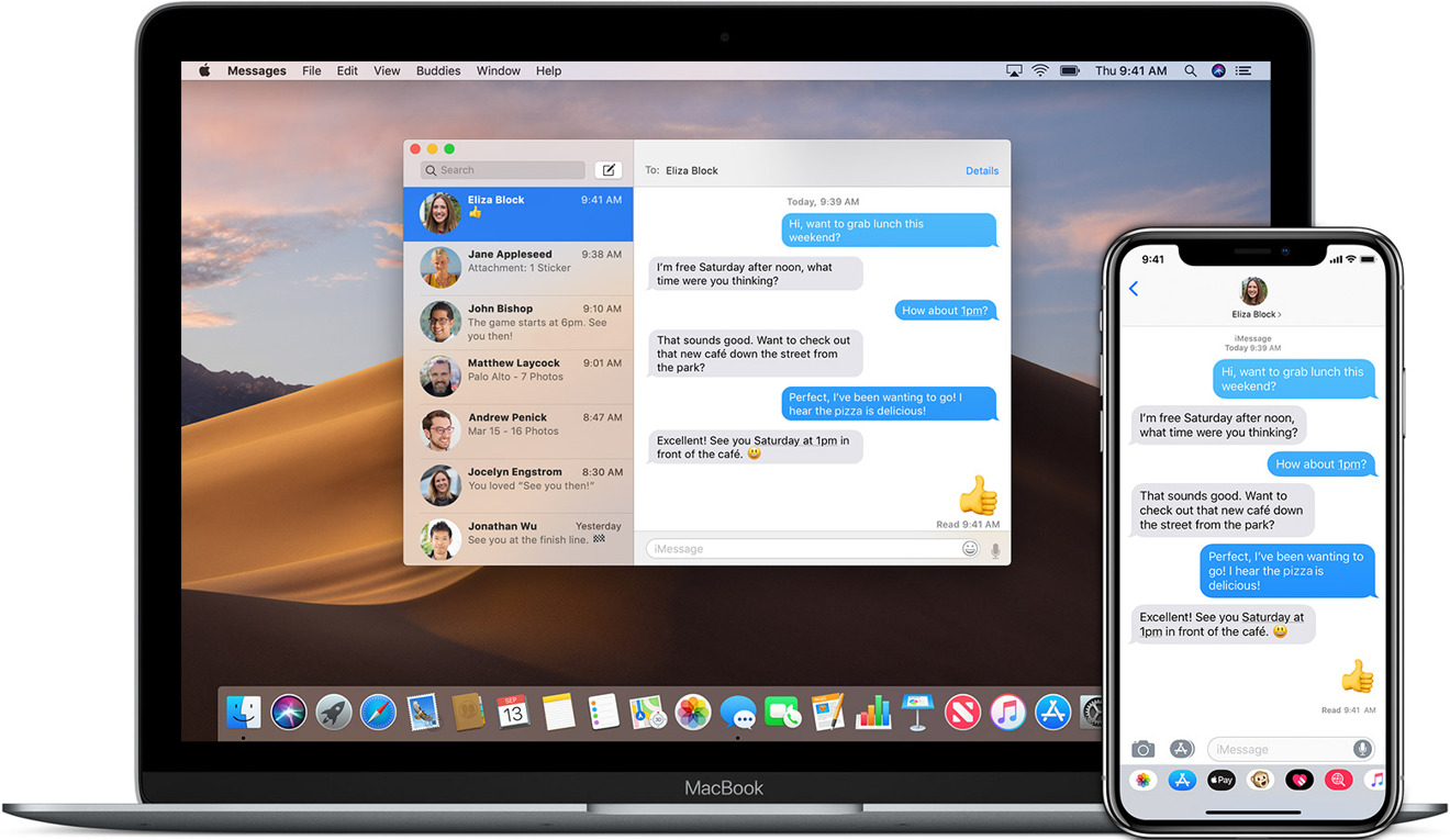 iOS 14, macOS 10.16 may have big upgrades to Messages | Appleinsider