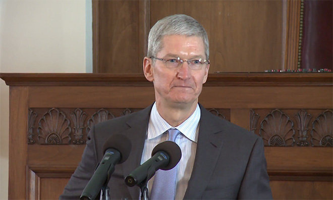Tim Cook runs a company whose purpose is to make money, yet he wants to face the DOJ in court because security is so crucial