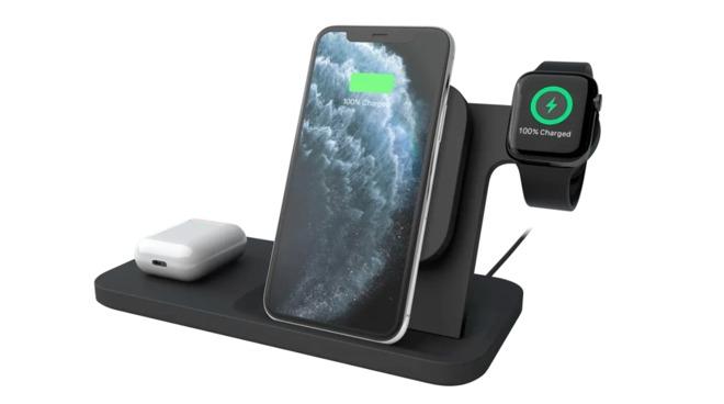 Logitech Powered Wireless Charging 3-in-1 Dock