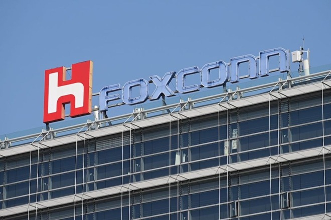 Foxconn originally said it would return to full production capabilities by the end of March.