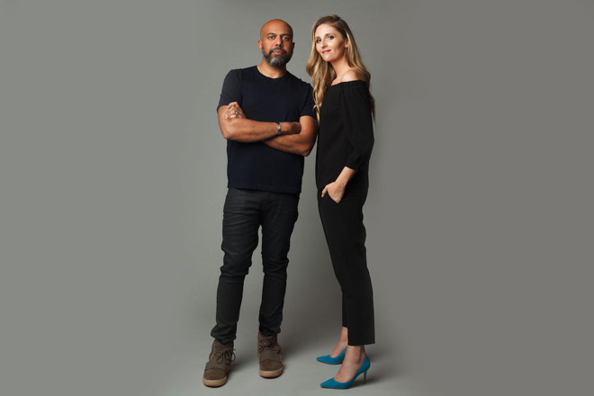 Ex-Apple veterans Imran Chaudhri and Bethany Bongiorno are the founders of Humane.