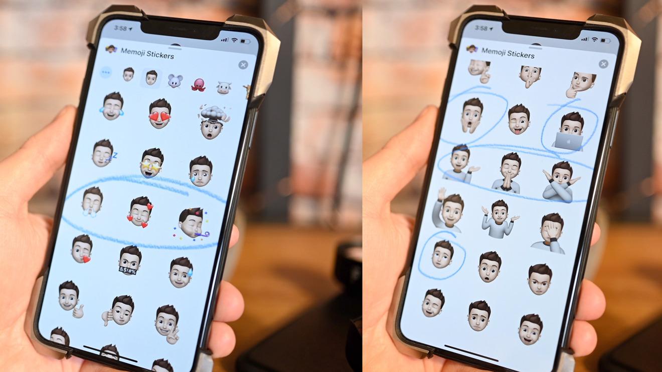 Nine new Memoji characters in iOS 13.4 and iPadOS 13.4