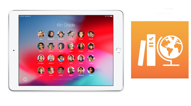 Apple already has a swathe of tools for educators, students and IT staff to facilitate remote learning