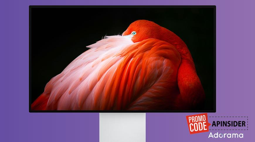 Apple Pro Display XDR promo code