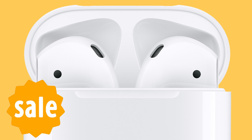 Apple AirPods 2 coupon