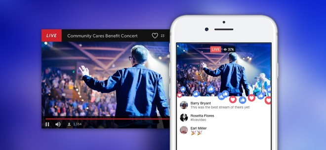 Livestreaming to platforms like Facebook is pretty simple, but there are a handful of apps that can make your productions much broader and more professional.