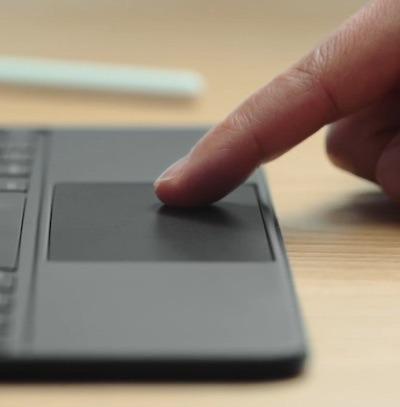 Apple software head Craig Federighi explains iPad's trackpad support