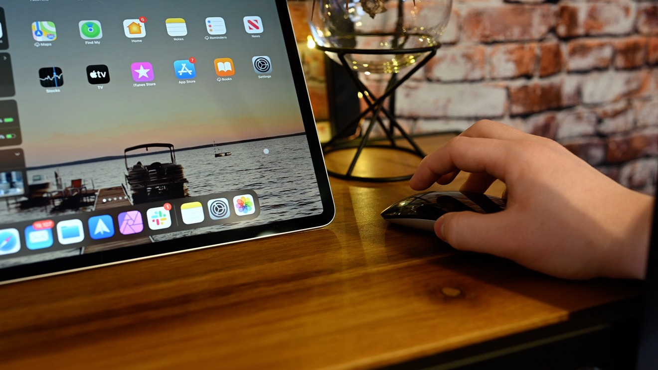 How To Use A Bluetooth Mouse Or Trackpad With Ipad And Ipados 13 4 Appleinsider