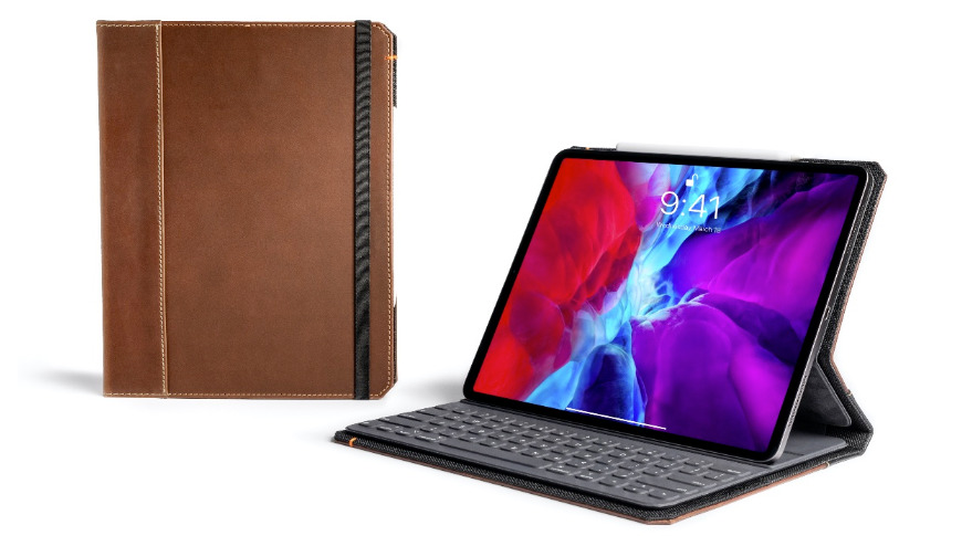 Pad and Quill Aria iPad Pro case