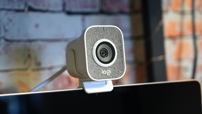 Logitech StreamCam works great on Mac computers