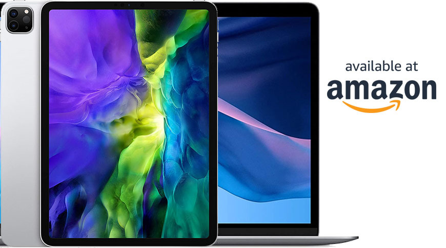 Amazon Cuts 2020 Ipad Pro Macbook Air Prices Ahead Of Release Appleinsider