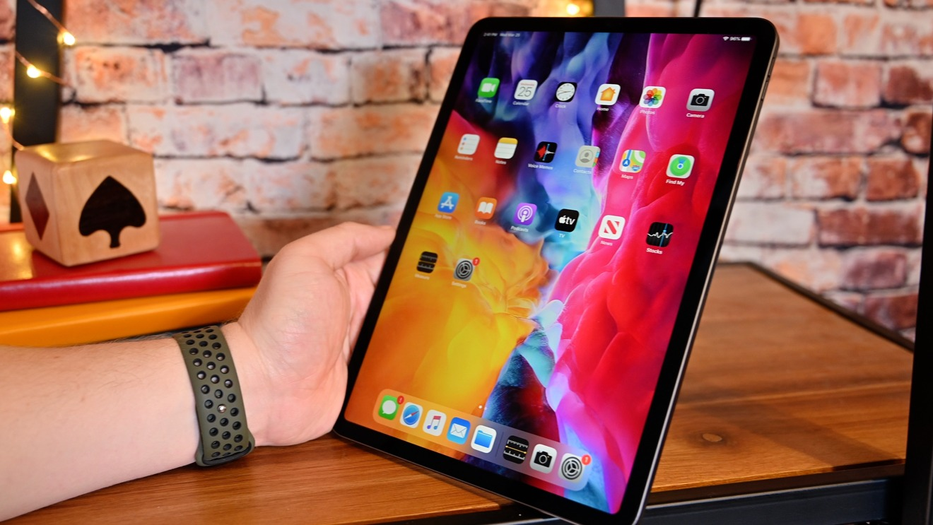 Looking at the 11-inch 2020 iPad Pro