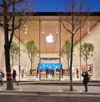 Apple plans to reopen some Apple Store locations in the first half of April