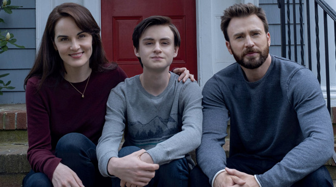Chris Evans and Michelle Dockery Bring 'Defending Jacob' to Apple TV+