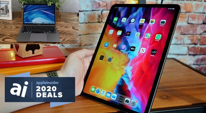 Amazon knocks $50 off new 2020 MacBook Air, iPad Pro; plus 256GB Mac mini on sale for $779