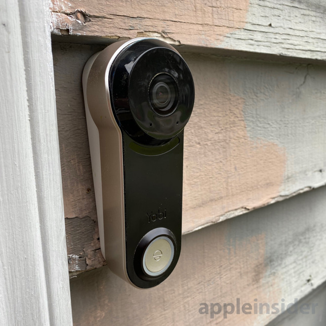 Review: Yobi B3 HomeKit Doorbell is easy to install and use