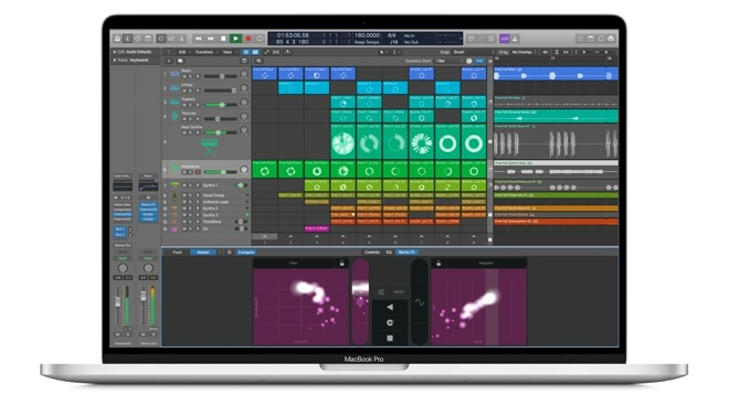 photo of GarageBand's Live Loops heading to Logic Pro X in future update image