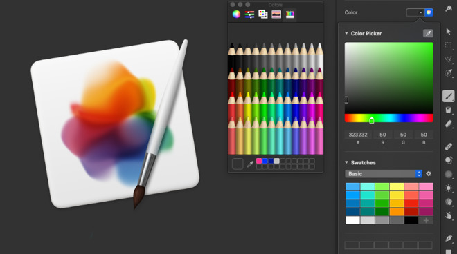 photo of Pixelmator Pro 1.6 adds new selection and color tools, boosts performance image