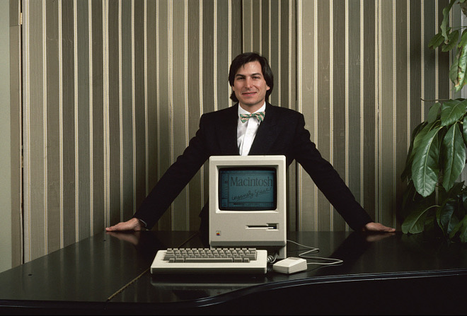 It was eight years before Apple brought out the Mac.