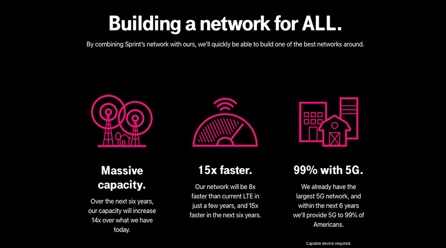 New T-Mobile's plan of action