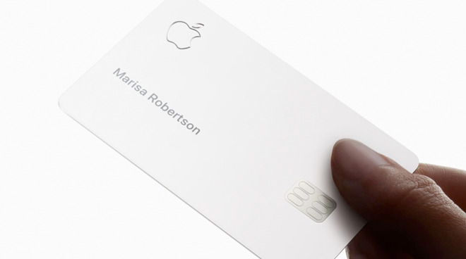 Apple Card customers may defer their April payments interest free