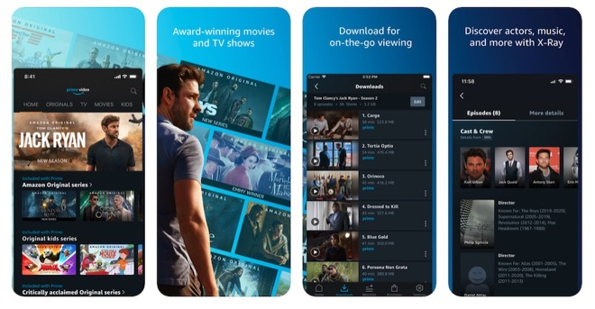 Amazon's Prime Video has never supported in-app purchases on tvOS and iOS. Now it does.