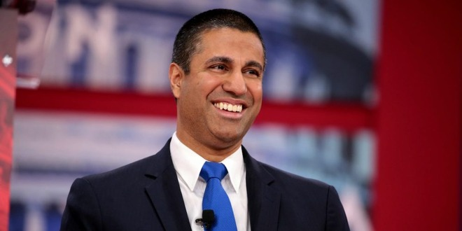 FCC Chairman Ajit Pai drafted new rules to allow consumers and other unlicensed operators to use the 6GHz band.