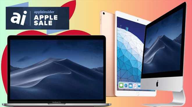 B&H adds $130 off iPad Air, $1,099 iMac 4K, $1,349 13