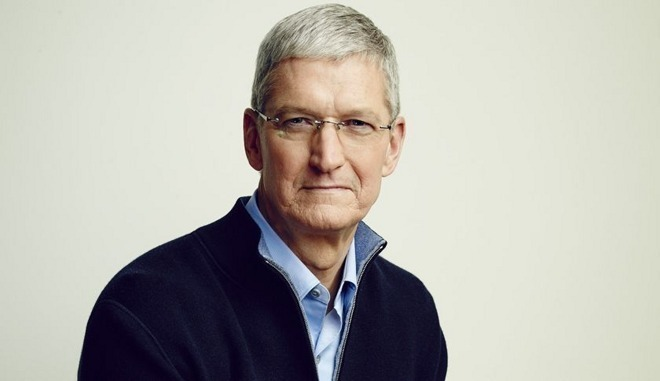photo of Tim Cook to address Apple staff in virtual town hall meeting image