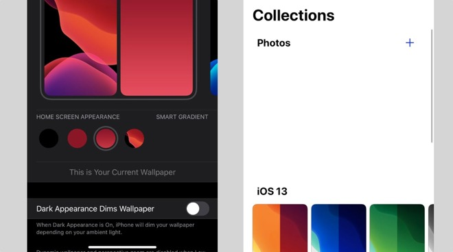 Images And Code Leak Reveal Ios 14 Wallpaper Changes And Widgets Appleinsider