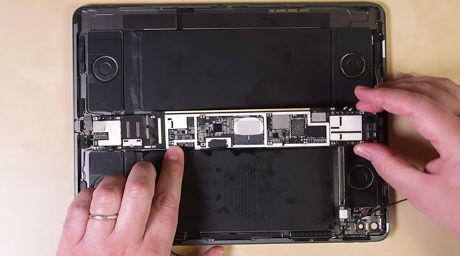 photo of 2020 iPad Pro lacks Apple's U1 chip, report says image