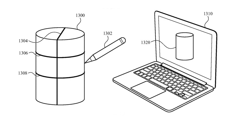 The proposed sensors even allow for tracing 3D objects