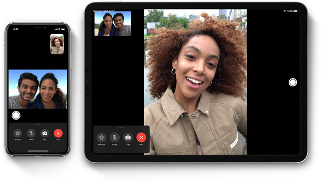 photo of VoIP-Pal targets Apple's FaceTime, iMessage in renewed patent infringement battle image