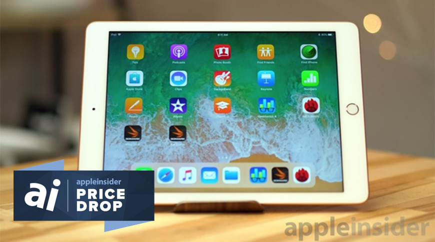 Even last gen Apple iPad models are discounted heavily