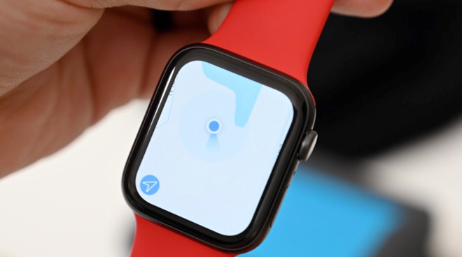 Future Apple Watches could detect water and if necessary, tell the authorities which sea you've just fallen in