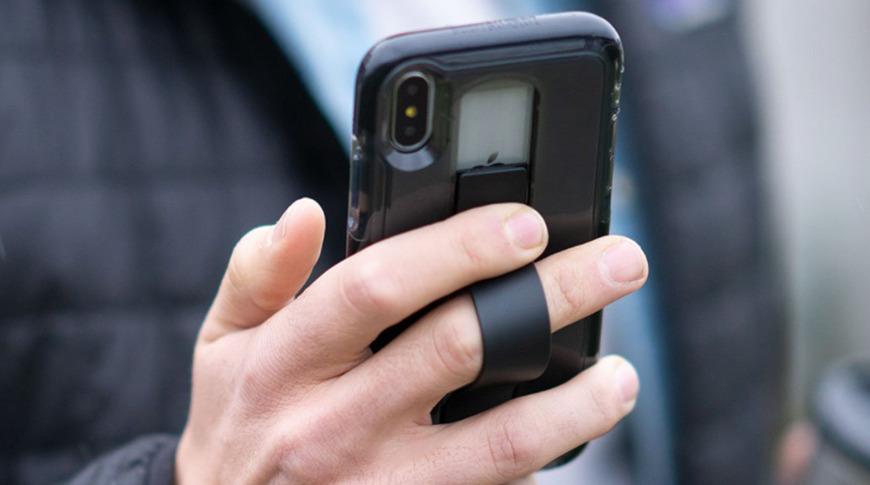 SlideVue iPhone SE 2 case by BodyGuardz