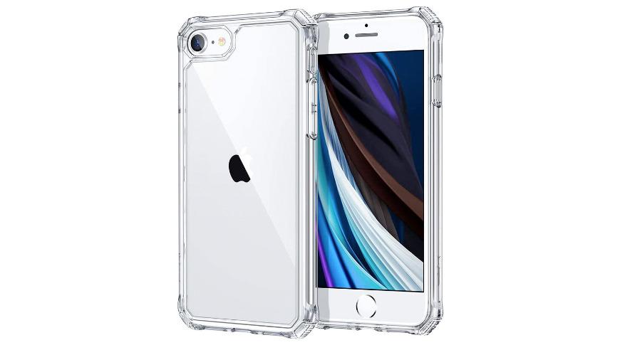 ESR Air Armor iPhone SE case