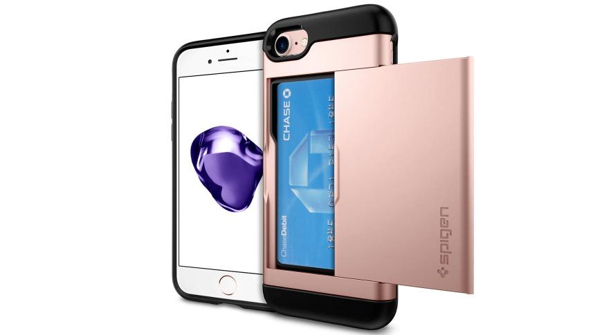 Spigen iPhone SE Slim Armor CS case