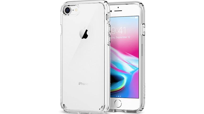 Spigen Ultra Hybrid iPhone SE case