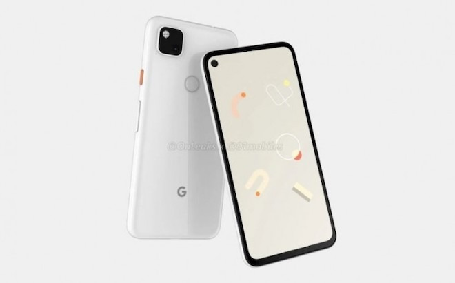 A render of the upcoming Google