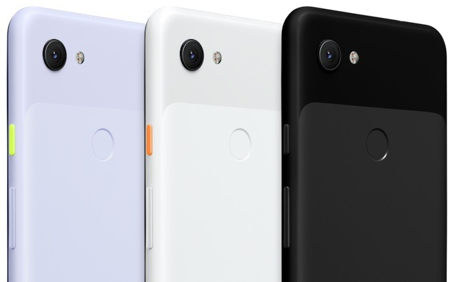 The Pixel 3a, seen above, and the Galaxy A51 don't carry any sort of IP water-resistance rating.